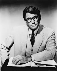 Is it Superman? Is it Harry Potter? NO...! It's... Gregory Peck. Hammanah.